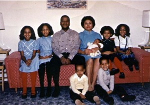 The Givens Family -- All 9 of us!