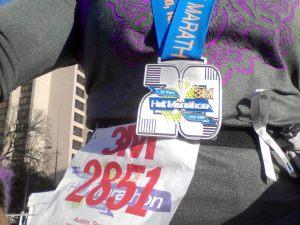 3M half marathon 2014